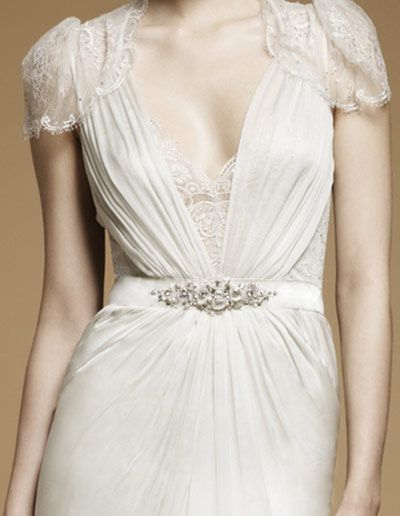 absolutely love this Christian Lacroix wedding dress.