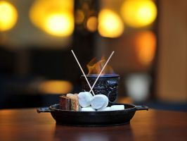 """Apres-Ski Treat: <a adhocenable=""""false"""" href=""""/content/food/restaurants/co/telluride/t/the-madeline-hotel-and-residences-black-iron-kitchen-and-bar.html"""">The Madeline Hotel and Residences' Black Iron Kitchen & Bar</a> : <p>After a long day of snowboarding, downhill or cross-country skiing, you may be ready to warm up by the fire <i>and</i> snack on s'mores. At <a adhocenable=""""false""""…"""