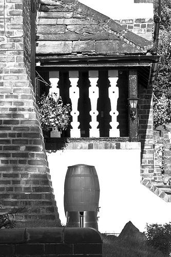 Porch at 2-4 Schwabe Street, Rhodes