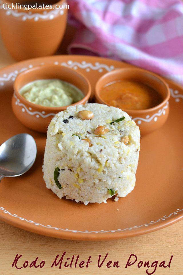 105 best grains galore platter images on pinterest cooking food kodo millet pongal forumfinder Images
