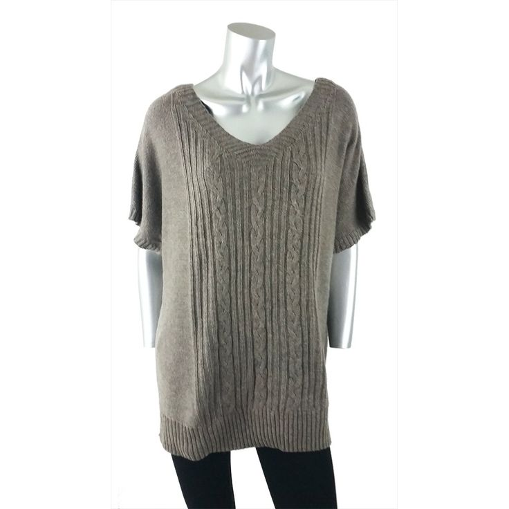 Filo Knitted Top Mocha