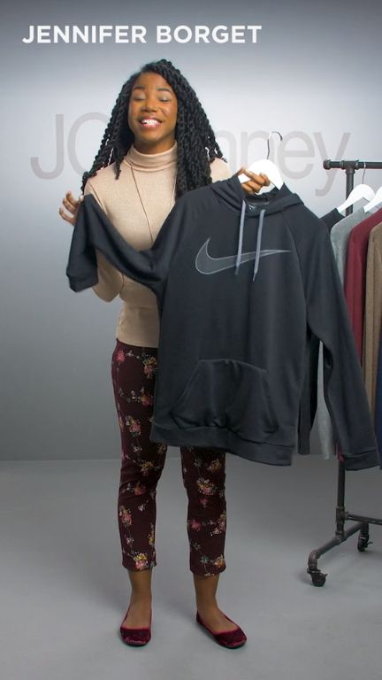 Tap to shop! // Tis the season! JCPenney has you covered with great holiday gift ideas, like this Nike Swoosh Logo Hoodie. If you want to see more of this year's hottest gifts go JCP.COM or visit in store to get everything on your list for less than you think.