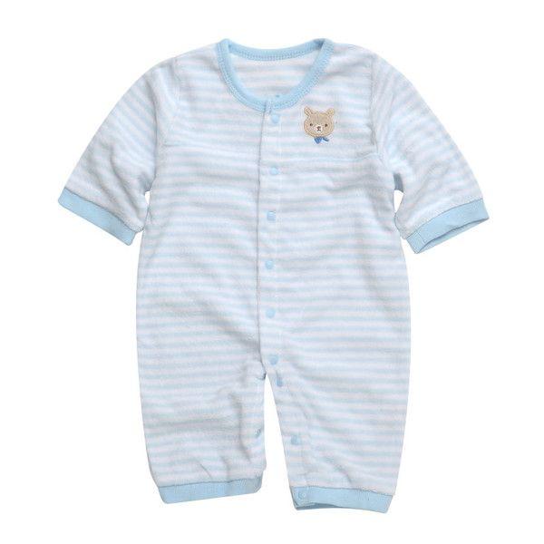 Осень с длинными рукавами Romper новорожденной одеждой 0-3 месяцев ребенок комбинезона весна и осенью детской одежды восхождение одежды полной луны