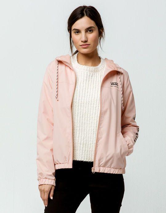 7182f7237 VANS Kastle II Funday Womens Windbreaker Jacket | Want | Womens ...