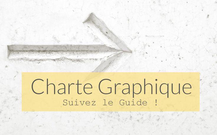 Charte Graphique Suivez Le Guide Charte Graphique Graphique Charte