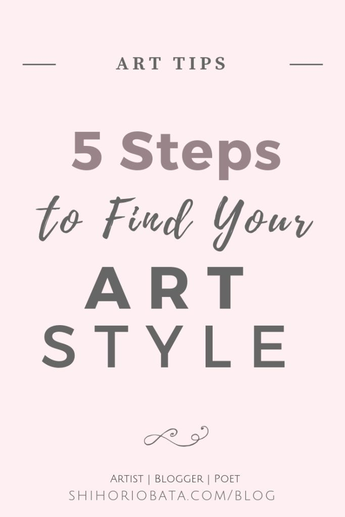 5 Key Steps To Finding Your Art Style Fashion Art Shih Tzu Grooming Style