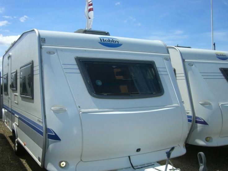 2003 HOBBY 495 UK in Eastriggs | Auto Trader Caravans