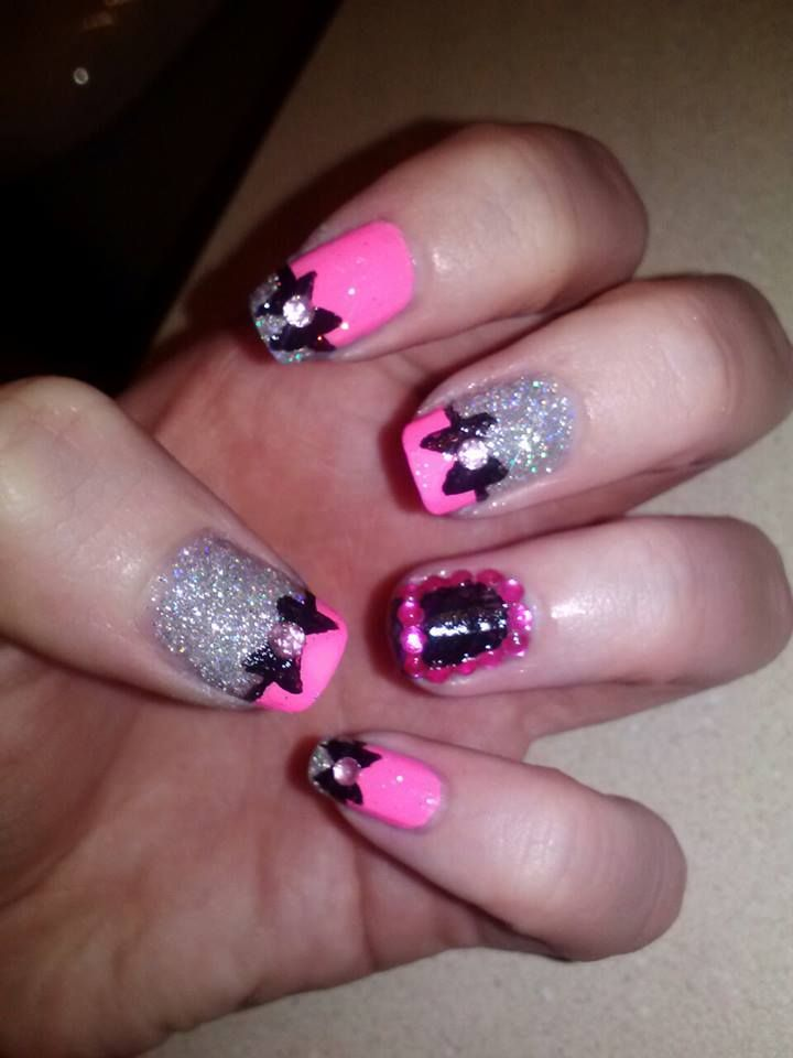 27 best Nails <3 Myself. images on Pinterest | Nailart, Pretty and A fan