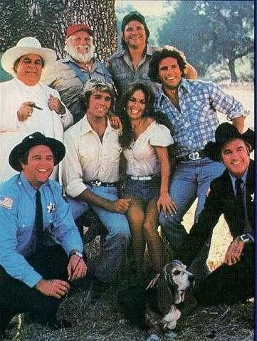 Dukes of Hazzard! LUV this show I still watch it on CMT Channel lol Roscoe P. Coletrain lololol