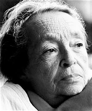 Marguerite Duras. Her way of articulating emotions seemed very modern to me and very female. Her voice is so unique.