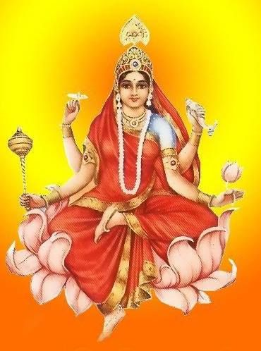 Day 9 of Navratri - 9th Oct 2016 - TemplePurohit.com  Maa Siddhidatri is worshipped on te 9th day of Navratri.  Origin - In the beginning of the universe Lord Rudra worshipped Adi-Parashakti for creation. It is believed that Goddess Adi-Parashakti had no form. The supreme Goddess of Power Adi-Parashakti appeared in the form of Siddhidatri from the left half of Lord Shiva.   Navratri Worship - Goddess Siddhidatri is worshipped on the ninth day of Navratri.   Governing Planet - It is believed…