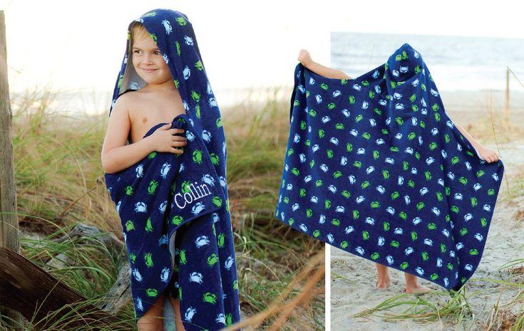 Crabby Swim Towel -  WB Summer 2017