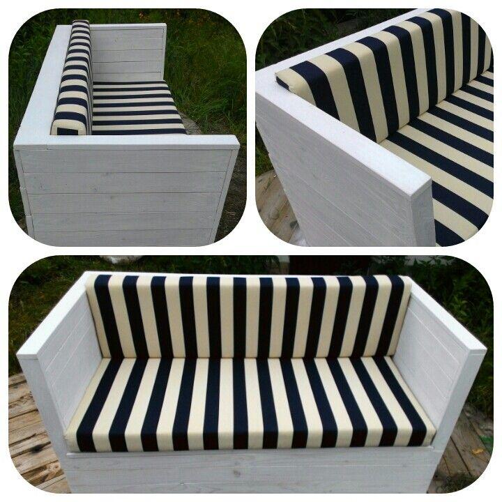 Pallet sailor sofa