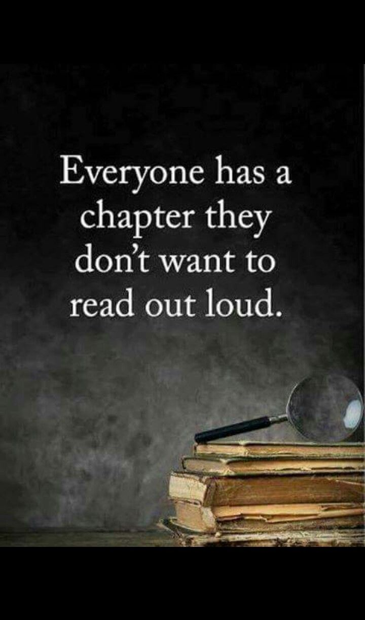 more like im the chapter people don't talk about or just completely forget all together :/ oo well