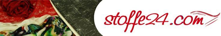 Stoffe24 - der Spezialist f&uum;r Stoffe,Bekleidungsstoffe,Gardinenstoffe,Möbelstoffe,Heimtextilien,Meterware,Dekostoffe,Brandschutz,Trachte...