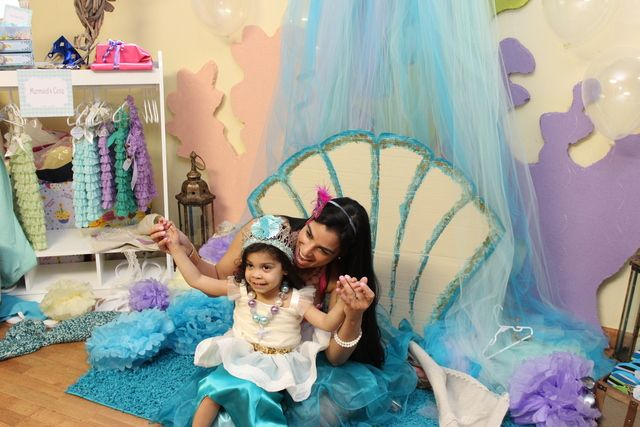 "Photo 1 of 103: Mermaids / Under The Sea featuring Dora Mermaid / Birthday ""Aliyah's 3rd Birthday Under the Sea Adventure featuring Mermaid Dora "" 