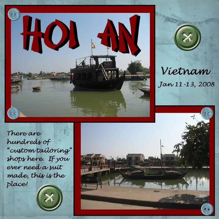 Hoi An - Scrapbook.com