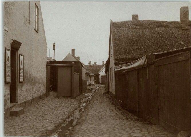 Færøgade (Fiolstræde indtil 1902)