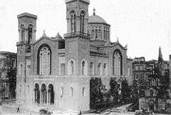 Η μητρόπολη των αθηνων το 1905