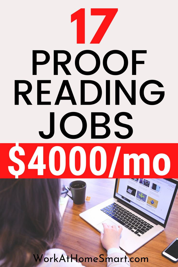 17+ Websites To Find Online Proofreading Jobs From Home in