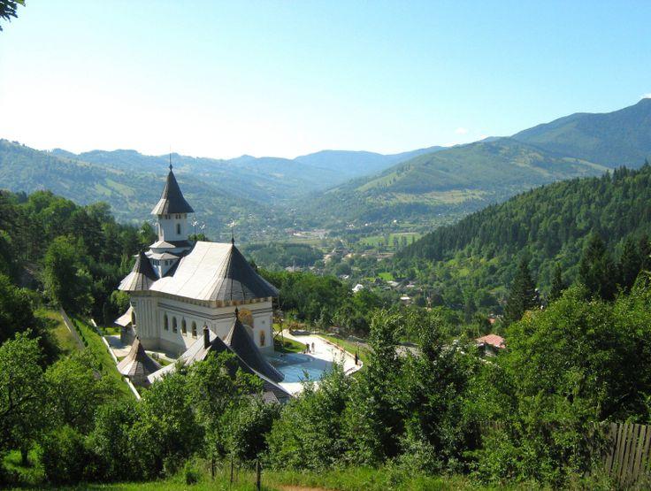 Manastirea Neamt Rarau Bucovina Carpathian mountains Romania