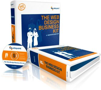 Brendon's The Web Design Business Kit - he wrote it in 2003 and it proved hugely popular, selling for $347!