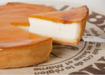 デリチュース DELICIUSのチーズケーキ @ルクアイーレ @JR大阪駅 @箕面