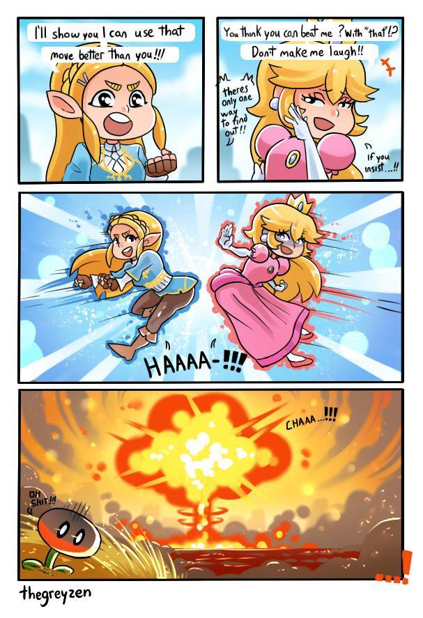 Mario peach porn game-4211