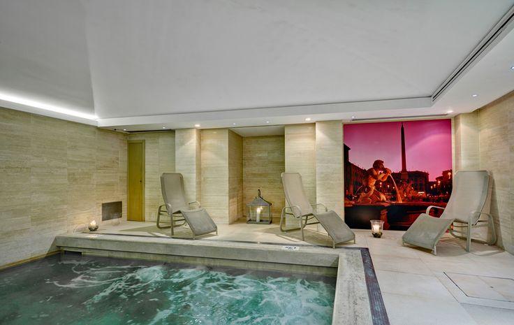 hotel spa wellness interior design photography