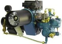 The BR Series are robust waste oil burners that do not require compressed air line feeds.
