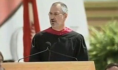 Steve Jobs - Stanford commencement address, 2005