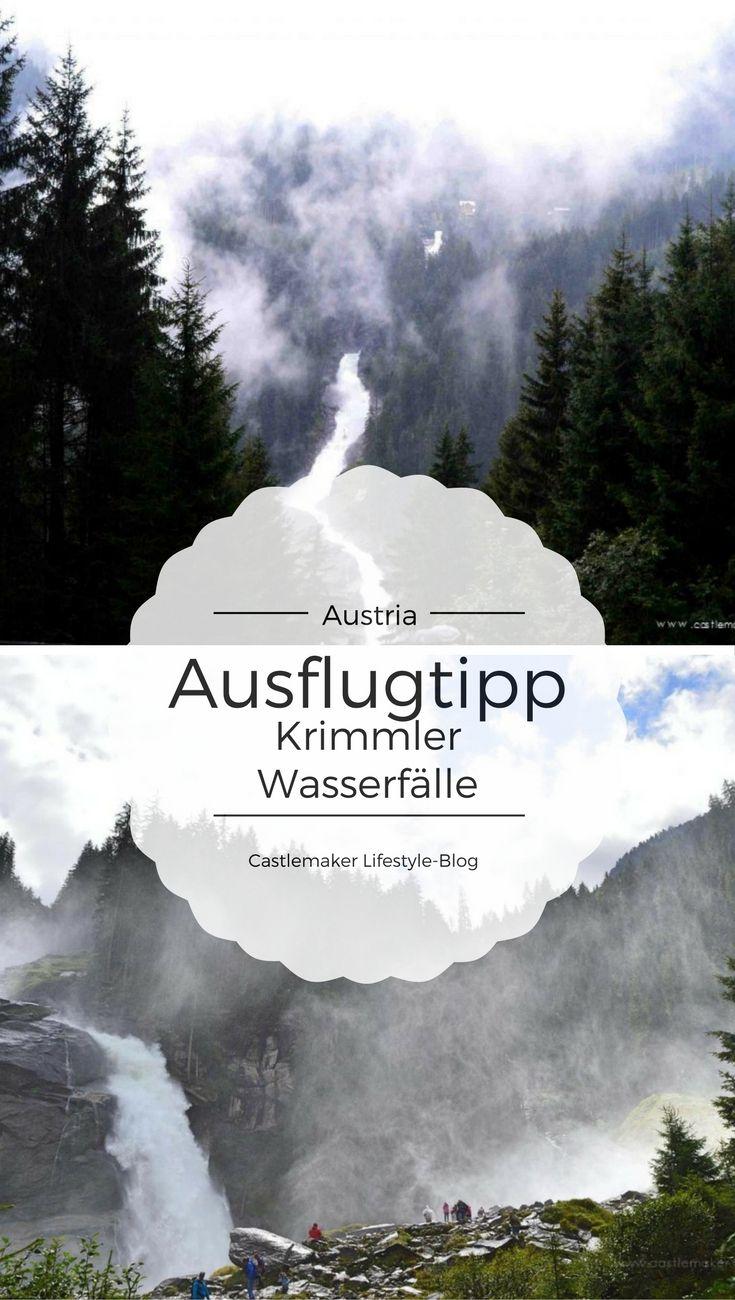 Ausflugtipps für Österreich, Salzburger Land, Hohe Tauern, Krimmler Wasserfälle, Wasserwelten, Ausflug mit Kindern, Urlaub mit Kindern, Austria, Tirol