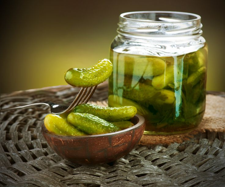 Make your own pickles! With or without spices! So great tasting and so good for your health!