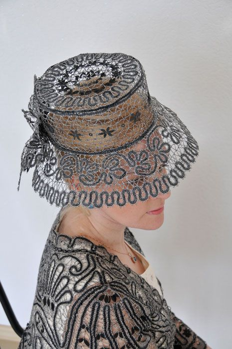 Russian Yelets lace. #beauty #fashion #lace #Russian