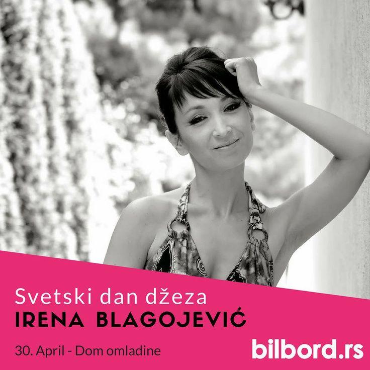 Ova istaknuta džez pop i soul pevačica nedavno je objavila drugi album pod nazivom Blistavi grad. #koncert #beograd #eventim #bilbordrs