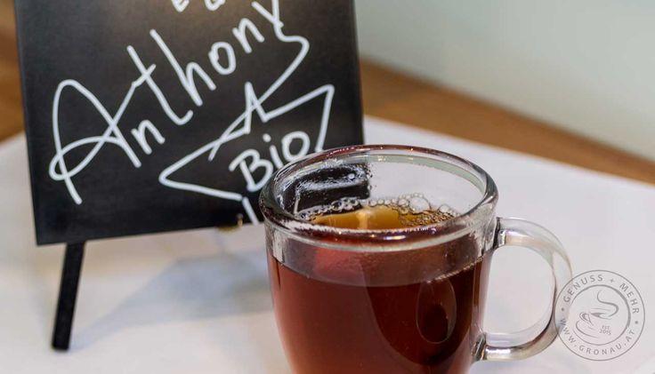 Anthony - Earl Grey Tea