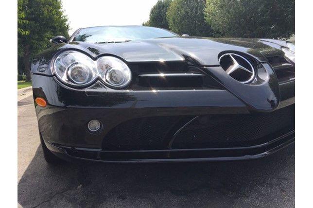 2006 Mercedes-Benz SLR McLaren   1656657   Photo 58 Full Size