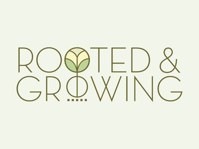 Botanical Garden Fundraiser Logo