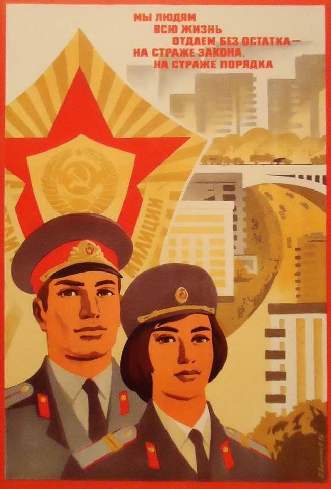 Оригинал взят у tipolog в Моя милиция меня бережет - подборка советских плакатов 1950-х - 1980-х годов Подборка советских плакатов 1950-х - 1980-х годов За верную службу Родине -…