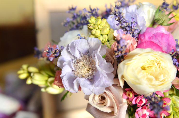 Lovely and sweet bridal bouquet