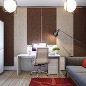Маленькие детские комнаты фото - дизайн интерьера