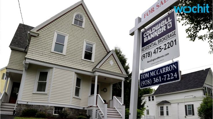 U.S. Existing Home Sales Hit More Than 91/2Year High