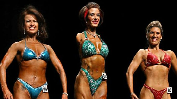 There is no excuse to not go to the gym... Armless Body Builder Inspires Fitness World With Her Ability