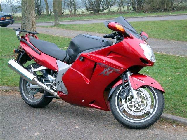 Bonzo's 2001 Red Blackbird