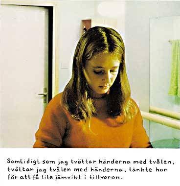 """#quote #clever #funny håll käften lampjävel: """"samtidigt som jag tvättar händerna med tvålen, tvättar jag tvålen med händerna, tänkte hon för att få lite jämvikt i tillvaron"""" - jan stenmark"""