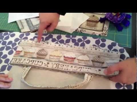 Come cucire un grembiule da cucina (iper facile!) - YouTube
