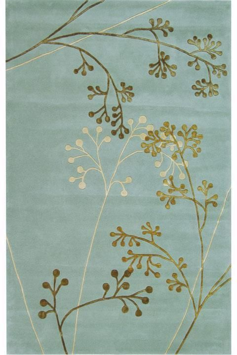 : Blue Area Rugs, Living Rooms, Floral Patterns, Safavieh Soho, Contemporary Rugs, Wool Rugs, Dining Rooms Rugs, New Zealand, Lights Blue