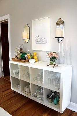 Lovely Undergrad: Mythbuster: Every Expedit is the Same | 20 Different Ways to Style Those Cubes