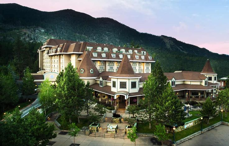 Lake Tahoe Resort Hotel – Lodging Reservations & Recreation Packages - South Lake Tahoe, CA