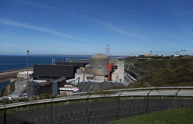 Manche: Opération de pompiers en cours à la centrale de nucléaire de Flamanville après une explosion